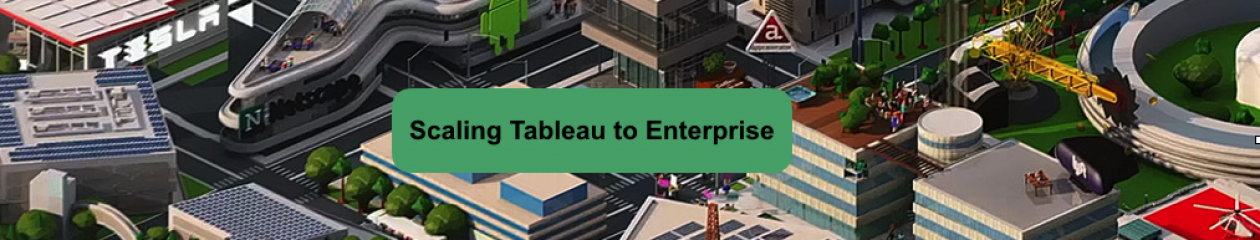 Scaling Tableau Desktop License And Server License Management
